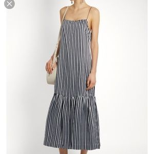 Elizabeth and James Jewels Striped dress